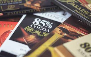 Горький шоколад в России — какой самый лучший и качественный
