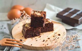 Как приготовить шифоновый шоколадный бисквит (рецепт с фото)