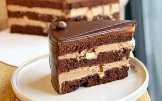 Как приготовить торт Прага в мультиварке (пошаговый рецепт с фото)