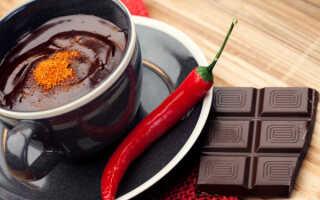 Как приготовить горячий шоколад из какао порошка (пошаговый рецепт)