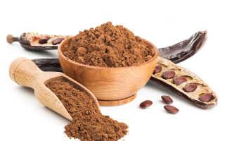 Рецепты приготовления шоколада из кэроба в домашних условиях