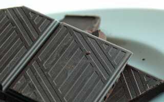 Какой шоколад можно есть и лучше выбрать при похудении (горький, темный, молочный)