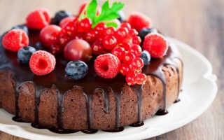 Как приготовить пышный и простой шоколадный бисквит для торта (9 рецептов)