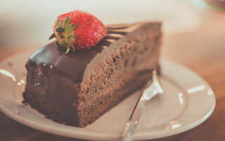 Как приготовить постный шоколадный торт (6 рецептов)