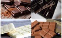 Сколько грамм в одной плитке шоколада (в дольке, в кусочке)