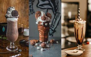 Как сделать шоколадный коктейль в домашних условиях (15 рецептов)