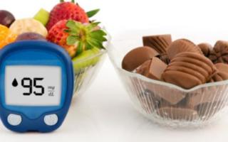 Можно ли есть горький шоколад для диабетиков без сахара