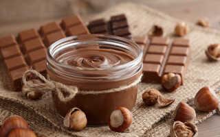 Приготовление шоколадной пасты в домашних условиях (19 рецептов с фото)