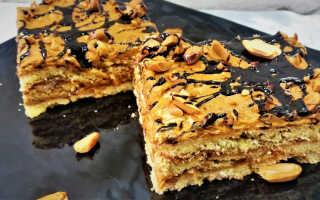 Рецепт приготовления торта Сникерс с безе (пошагово с фото)