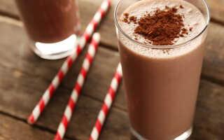 Как сделать шоколадное молоко в домашних условиях (рецепт с фото)