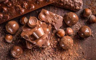 Условия и срок годности шоколада и шоколадных конфет (сколько хранится по ГОСТу)