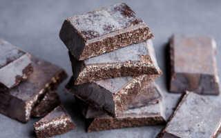 Почему появляется белый налет на шоколаде и что это значит