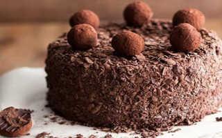 Как приготовить трюфельный торт в домашних условиях (рецепт с фото)