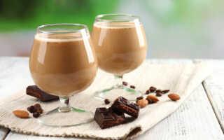 Как в домашних условиях приготовить шоколадный ликер (пошаговый рецепт)