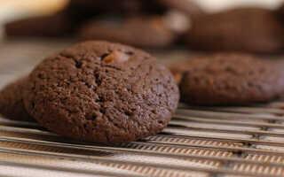 4 рецепта приготовления печенья из гречки с шоколадом