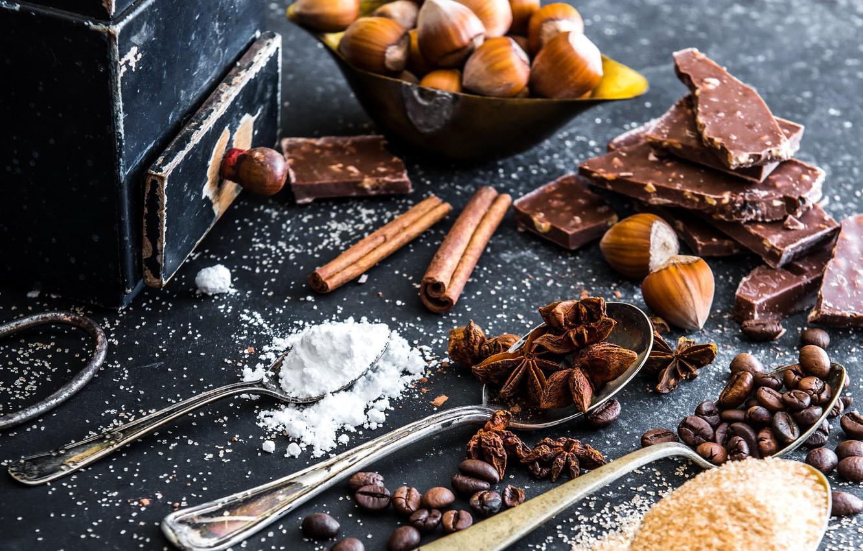 шоколад со специи