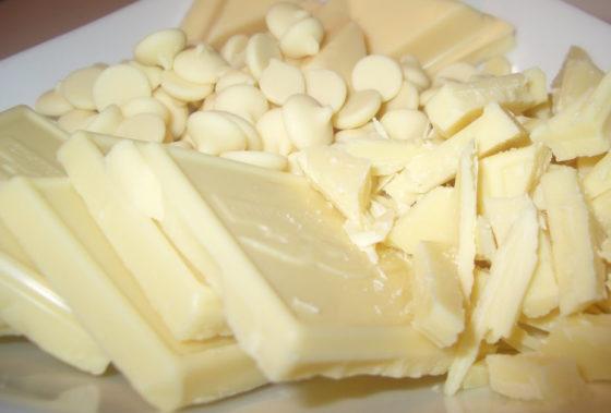 Белый шоколад для глазури