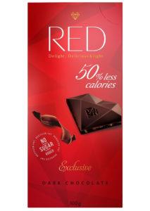 Диетический низкокалорийный шоколад