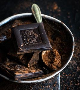 Горький шоколад калорийность