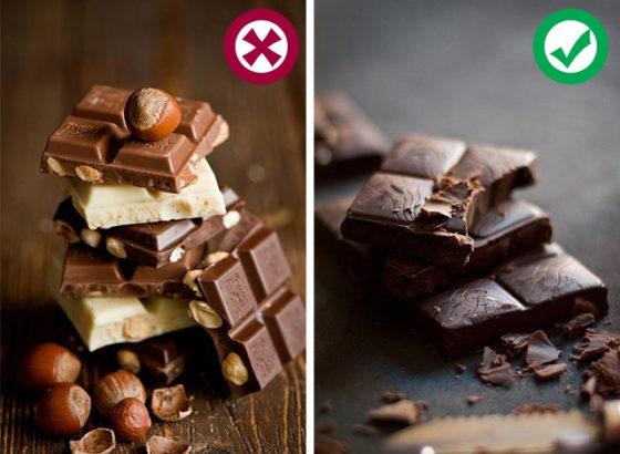 Качественный полезный шоколад