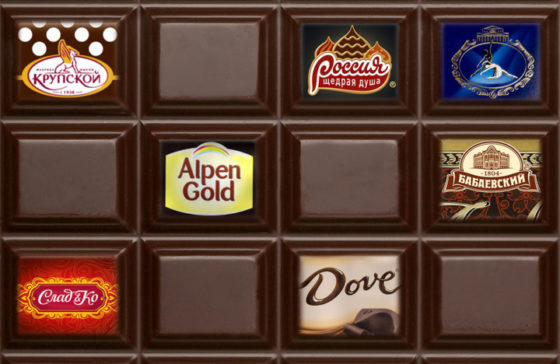 Каким бывает темный шоколад