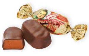 Калорийность конфет Аленка