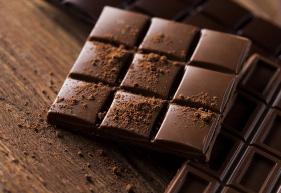 Калорийность темного шоколада