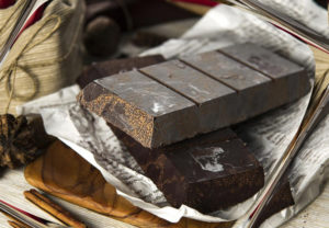 Почему белеет шоколад