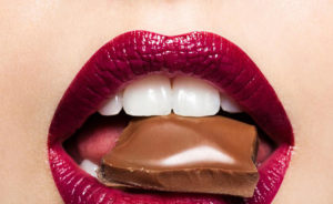 Реклама шоколада