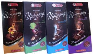 Шоколад Грант Сервис на изомальте