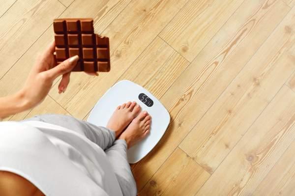 разгрузочный день вместе с шоколадом