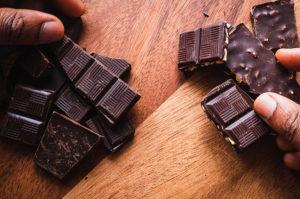 Горький шоколад для мужчин