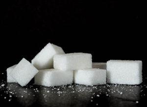 Сахар в шоколаде