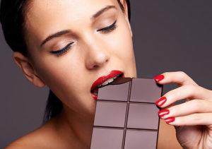 Диета на шоколаде горьком