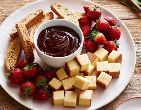 Фонлю с шоколадов в домашних условия