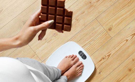 Как похудеть с помощью шоколада