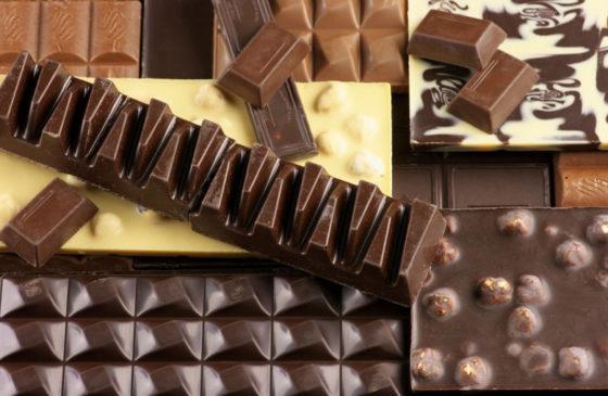 Правильное хранение шоколада