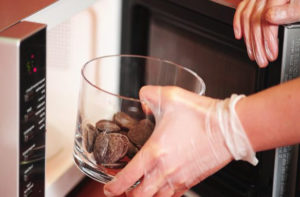 Растапливаем шоколад в домашних условиях