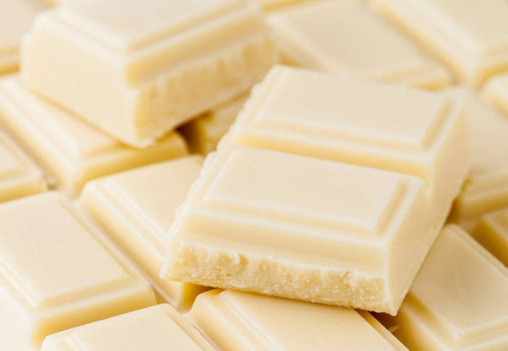 Рецепт белого шоколада