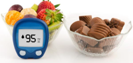 Шоколад и диабет