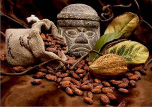 Шоколад времен ацтеков
