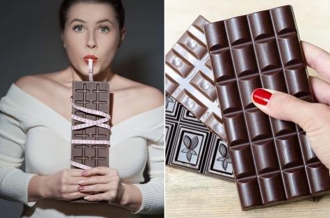 Шоколадная диета кому можно