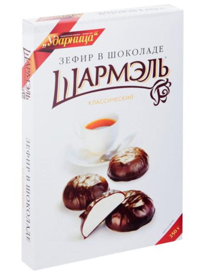 Зефир в шоколаде Шармель