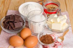 Брауни рецепт ингредиенты