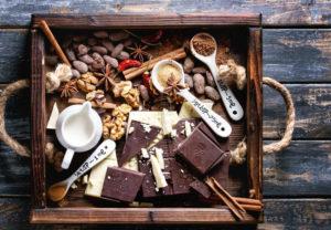 Что нужно для горячего шоколада
