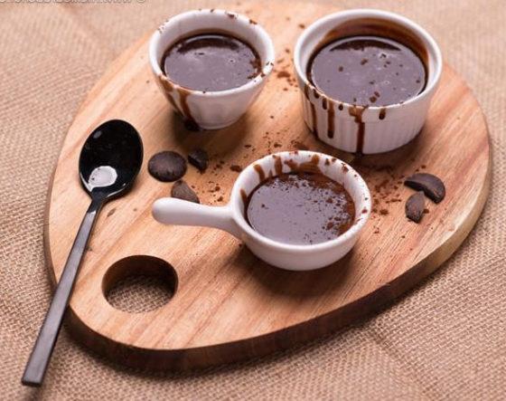 Горячий шоколад из Мехико