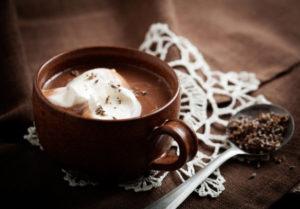 Горячий шоколад по итальянски