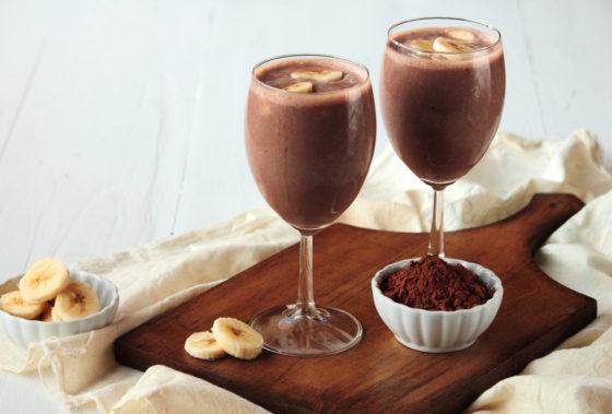 Горячий шоколад с алкоголем ома