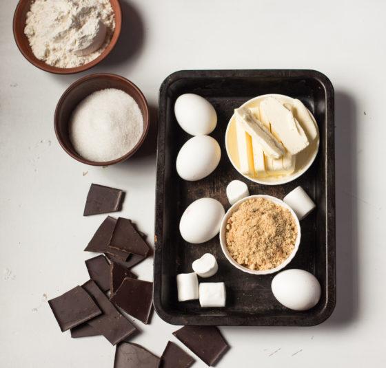 Готовим шоколадный фондан в микроволновке