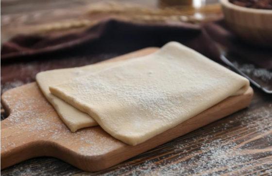 Готовое листовое тесто